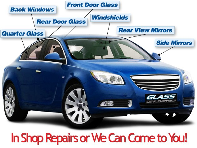 Windshield Replacement & Auto Glass In Richmond